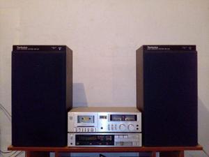 Equipo de sonido technics / no pioneer, sansui, fisher.