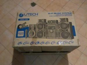 Equipo de sonido utech modelo ubhf-521 nuevo