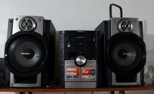 Equipo Sonido Panasonic Modelo  U3010 Ofertas Enero  U3011