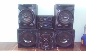 Equipo sonido sony genezi gtr-888 o cambio por tv alta gama