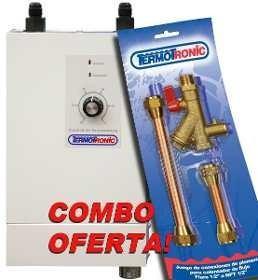 Kit instalacion plomeria cbx termotronic