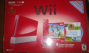 Nintendo wii edicion especial y nintendo 3ds oferta