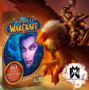 Tiempo de juego world of warcraft 30 dias