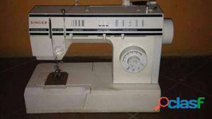 Maquina de coser singer de pedal para costuras telas puntos bordados