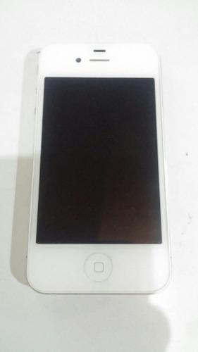 b27a76e7f7a Apple iphone 4g blanco para repuesto 3/4 cuerpo carcasa