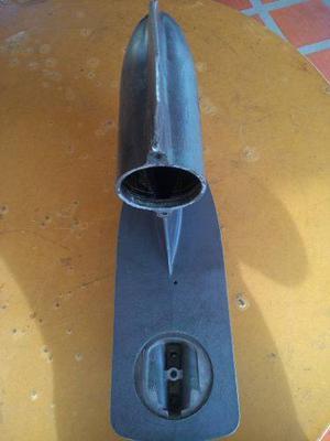 Carcaza forro de pata motor yamaha 40x