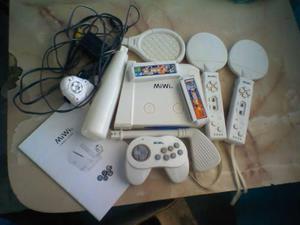 Se vende miwi 2 con todos sus accesorios casi nuevo poco uso