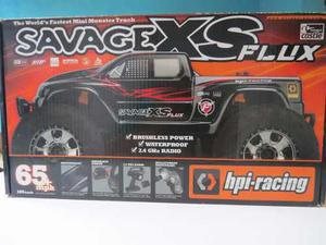 Hpi savage xs flux electrica