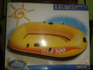 Bote inflable the wet set club 300 nuevo