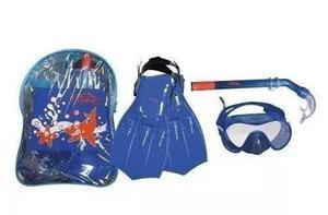 Ecology set de juguete de playa azul mod arena akr