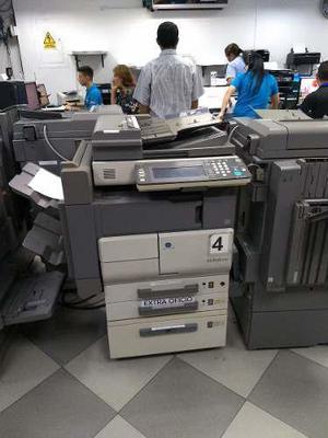 Fotocopiadora bizhub 500 !!!