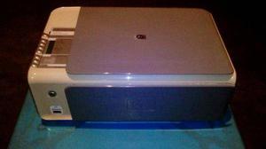 Impresora hp multifuncional escaner y fotocopiadora