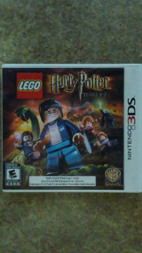 Juego Harry Potter Lego Para Nintendo 3ds En Sucre Sucre Ofertas