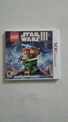 Lego star wars 3ds fisico