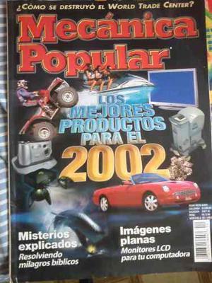 Mecánica popular 2002