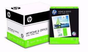 Papel fotocopiadora carta office depot/chamex bto. 10 resmas