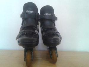 Patines lineales 40 semiprofesional chicago