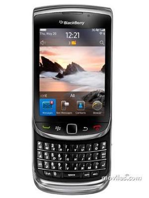 Blackberry curve 9800 usado, tactil movilnet y digitel
