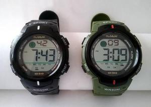 08dd38dbb41f Reloj deportivo resistente agua   ANUNCIOS Junio