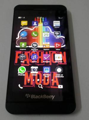 Telefono blackberry z10 como nuevo