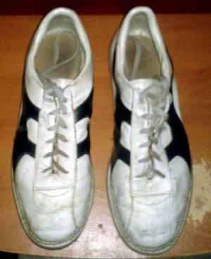 Zapatos de bowling caballeros