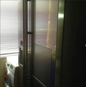 Nevera dos puertas con minibar samsung