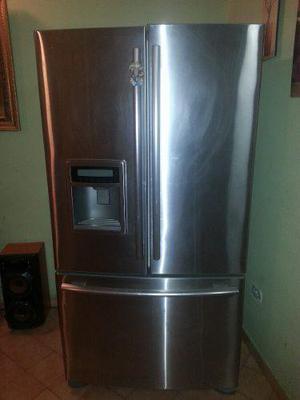 Nevera lg 3 puertas oferta dispensador agua- hielo kenmore