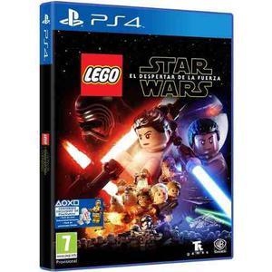 Lego star wars ps4 sellado