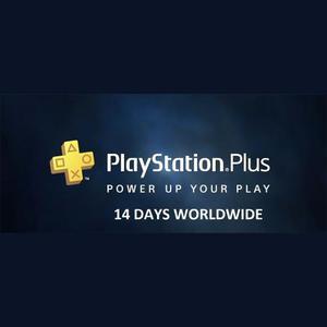 Ps plus 14 días