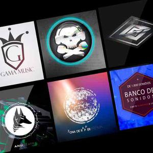 Diseño de logotipo, logos gráfico profesionales