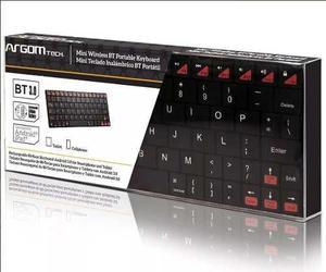 Mini teclado inalambrico argom celulares/tablets 12 trumps
