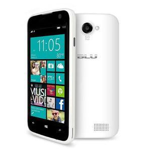 TELEFONO CELULAR BLU WIN JR 3G WINDOWS PHONE 8.1 DOBLE SIM segunda mano  Venezuela (Todas las ciudades)
