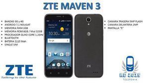 Telefono celular zte maven 3 at&t nuevo android liberado