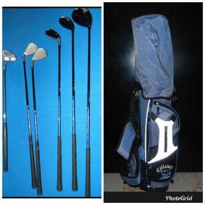 Set golf callaway niño 5-12