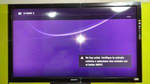Tv lcd sony xbr9 alta gama fullhd 1080p 52 pulg