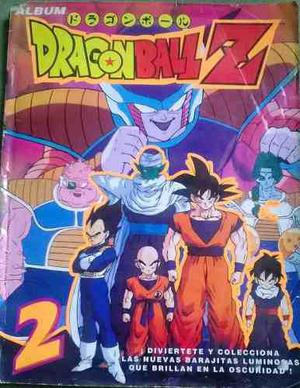 Album de dragon ball z