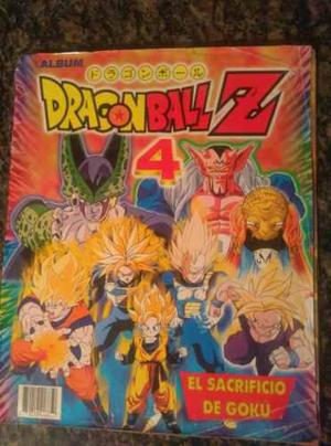 Album dragon ball z 4 completo