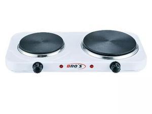 Cocina eléctrica de 2 (dos) hornillas marca bros's nueva
