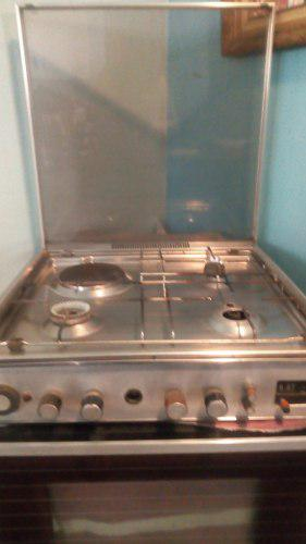 Cocina empotrable mundo blanco usada