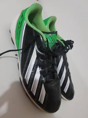 Tacos de futbol juvenil niño adidas original usados 90b83340ff085
