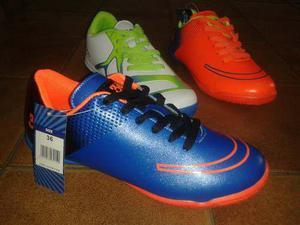Zapatos micro tacos futbol sala disponible desde la talla 34 c6ea0ff6c7435