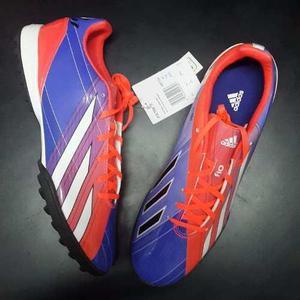 510daaa175a9c Zapatos adidas f10 trx tf messi microtacos 100% originales