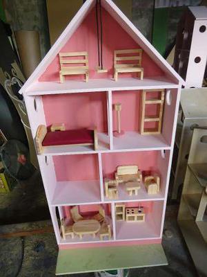 Casas muñecas barbie juegos y accesorios niñas juguete
