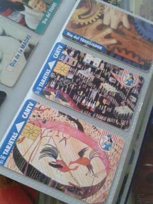 Coleccion tarjetas telefonicas