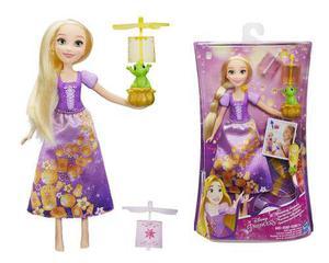Princesa disney rapunzel lanza faroles tangled enredados