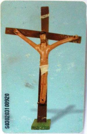 Tarjeta Cantv Muerte De Jesús- Pasión, Muerte Y
