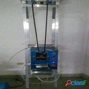 Maquina fabricadora de chupis