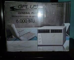 Aire acondicionado 6000btu ventana gplus