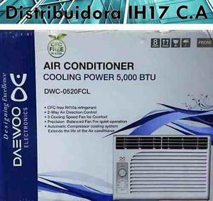 Aire acondicionado de ventana daewoo 5000btu