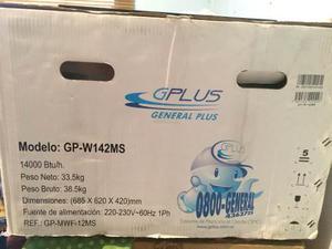 Aire acondicionado de ventana gplus 14000 btu